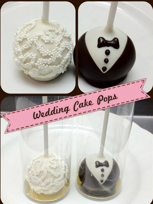 Cake Pops | Wonderful Wedding Cakes - Long Island, NY