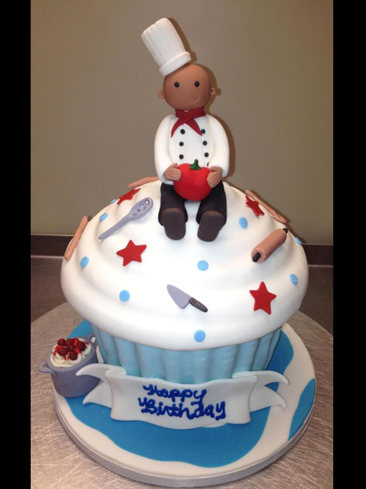 Birthday Cake Ideas Chef ~ Image Inspiration of Cake and ...
