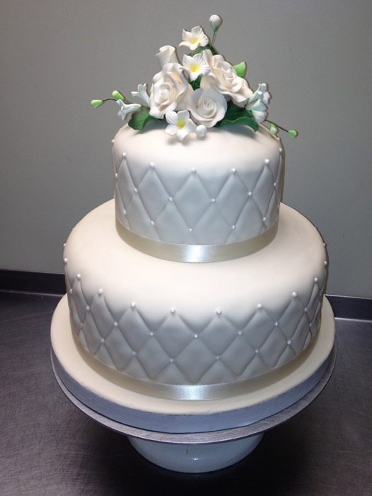 Fondant Wedding Cakes Wonderful Wedding Cakes - Long ...