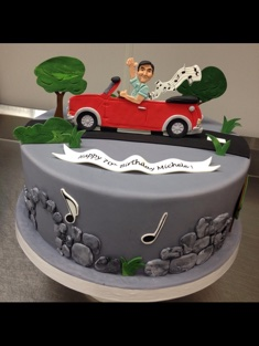 Convertible Cake - Grooms & Sports - 56