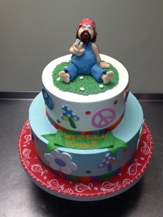 Hippy Cake - Grooms & Sports - 57