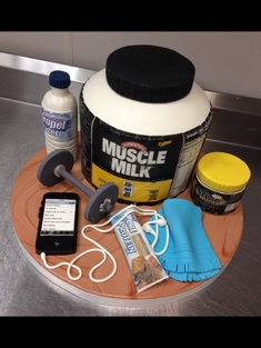 Muscle Milk Cake - Grooms & Sports - 83