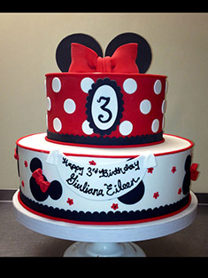 Minnie Mouse Cake - Baby, Kids & Religious Cakes - 103