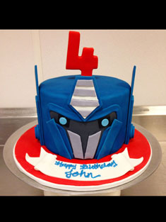 Transformers - Baby, Kids & Religious Cakes - 155