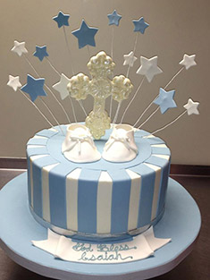 First Communion Cake - Baby, Kids & Religious Cakes - 19
