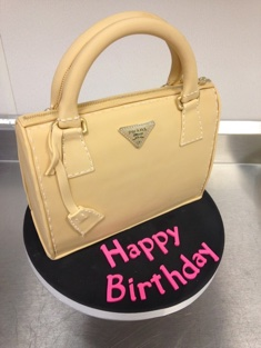 Prada Bag Cake - Shaped - 117