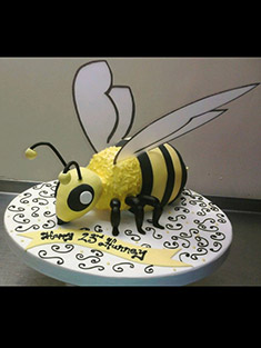 Bee Cake - Shaped Cakes - 22