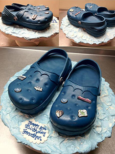 Crocs Cake - Shaped Cakes - 33