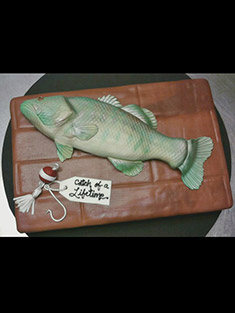 Fisherman's Cake - Shaped Cakes - 38