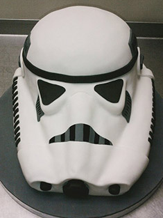 Star Wars Cake - Shaped Cakes - 70