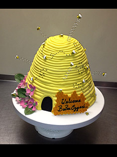 Bee Hive Cake - Shaped Cakes - 87