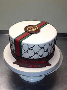 Gucci Sweet 16 Cake - Sweet 16 & Bar/Bat Mitzvah - 30
