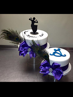 Occasions Cake - Single Tiered - 37