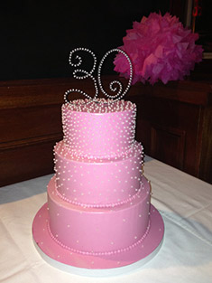 Occasions Cake - Tiered & Topsy Turvy Cakes - 29