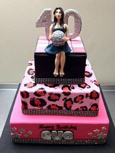 Occasions Cake - Tiered & Topsy Turvy Cakes - 30