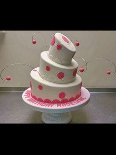 Occasions Cake - Tiered & Topsy Turvy Cakes - 43