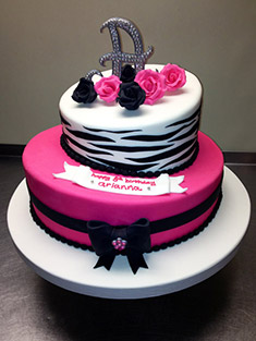 Occasions Cake - Tiered & Topsy Turvy Cakes - 48