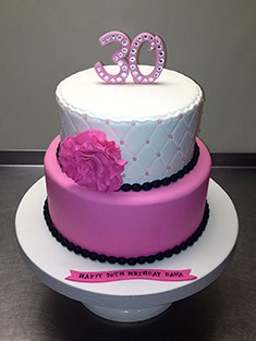 Occasions Cake - Tiered & Topsy Turvy Cakes - 55