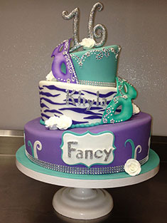 Occasions Cake - Tiered & Topsy Turvy Cakes - 61