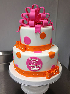 Occasions Cake - Tiered & Topsy Turvy Cakes - 62