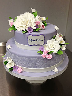 Occasions Cake - Tiered & Topsy Turvy Cakes - 65